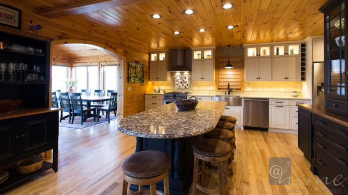 @Home designed kitchen